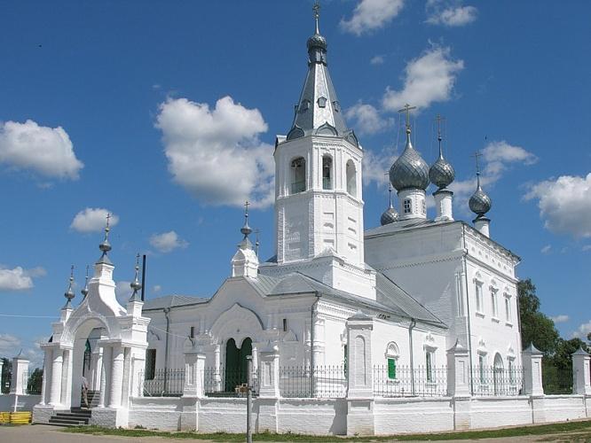 Годеново монастырь - Как доехать из Москвы